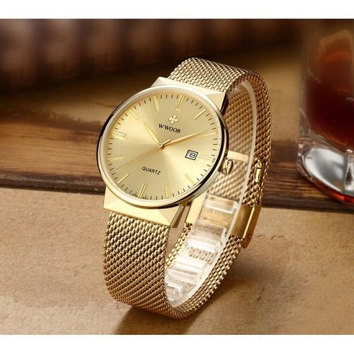 Đồng hồ nam chính hãng wwoor - DA011