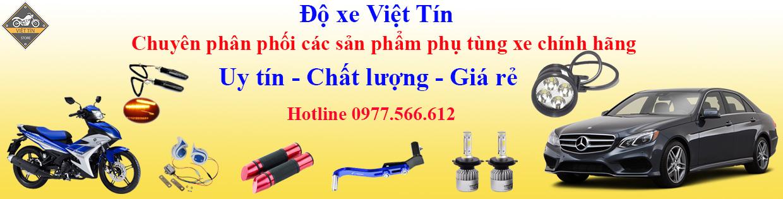 Độ xe Việt Tín