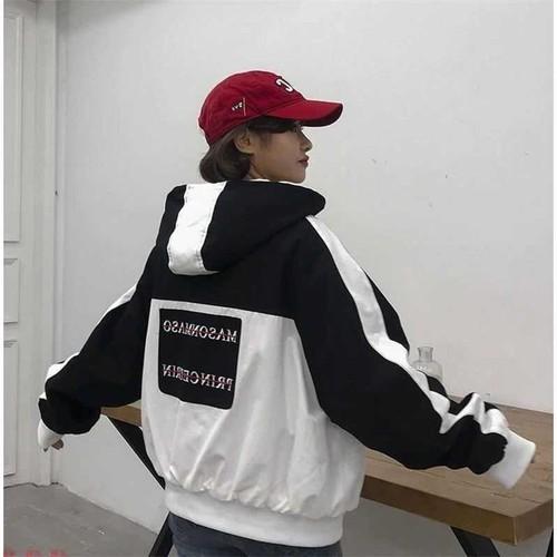 Áo khoác dù nữ so cool