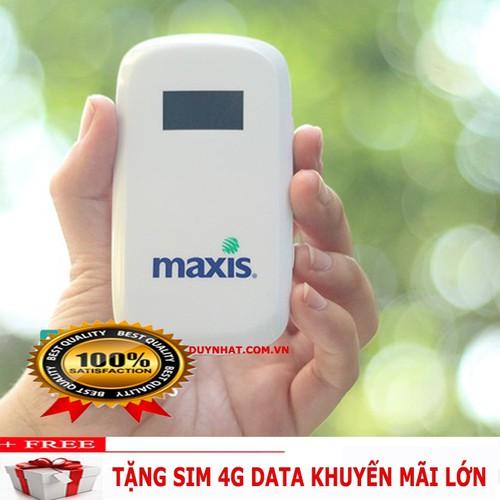 Thiết Bị Phát Wifi Maxis MF60 - Tặng Sim 4G Data Khủng
