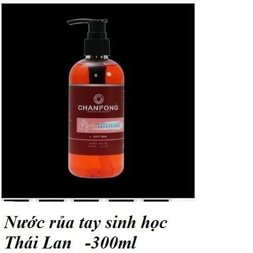 Nước rửa tay mềm mại Hương hoa Chanfong LEELAVADEE