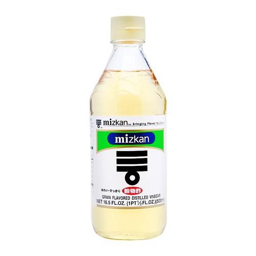 Dấm gạo Mizkan chai 500ml