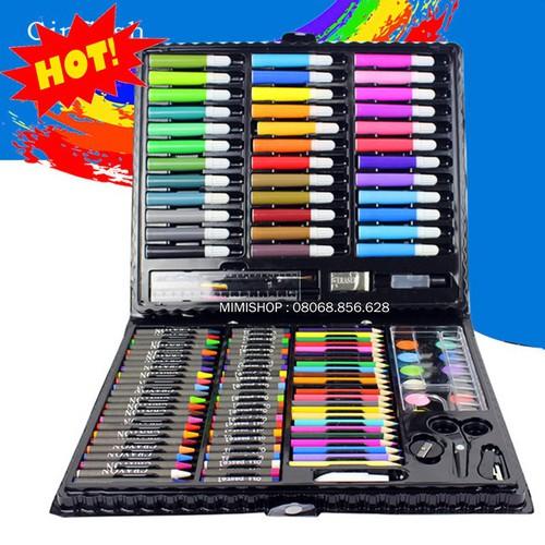 Hộp màu 150 chi tiết - 4984839 , 18526182 , 15_18526182 , 108000 , Hop-mau-150-chi-tiet-15_18526182 , sendo.vn , Hộp màu 150 chi tiết