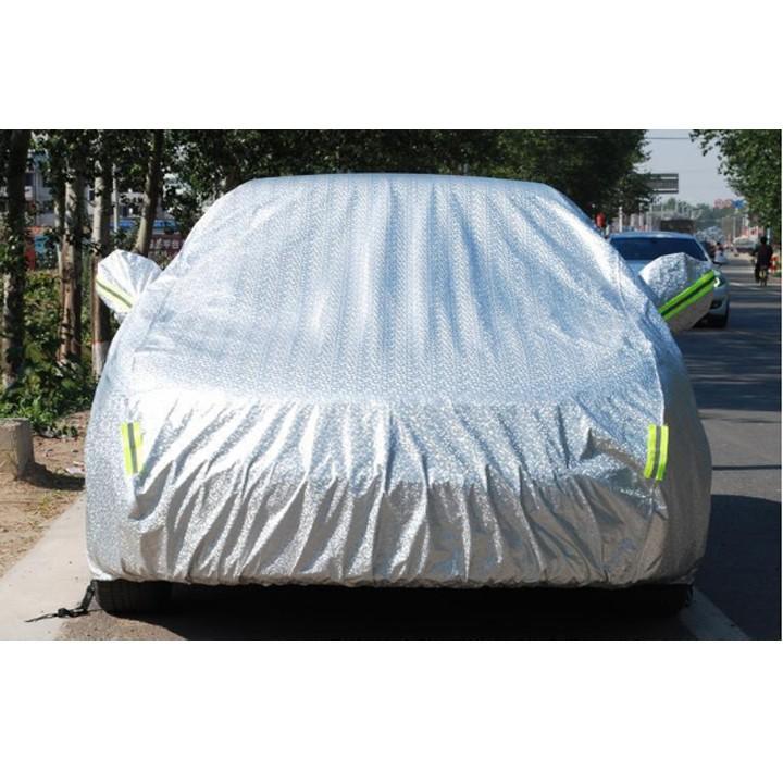 Bạt phủ ô tô chống nắng cách nhiệt cao cấp đủ size cho mọi dòng xe 5