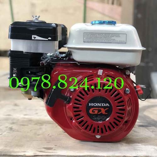 Động cơ nổ xăng Honda GX200 6.5hp