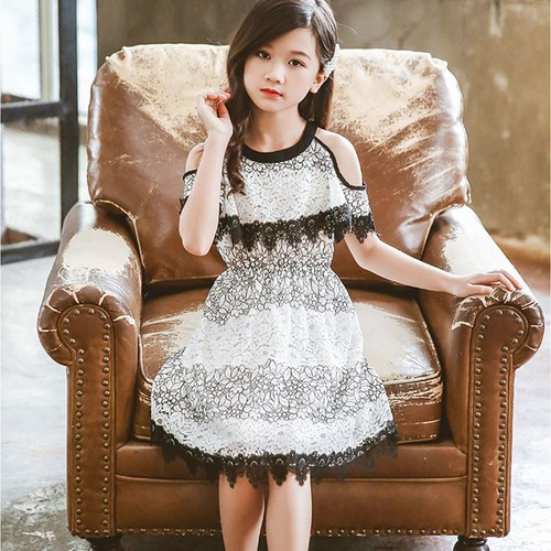 Váy tiểu thư xinh đẹp cho bé gái Xuân - Hè - 8909454 , 18516611 , 15_18516611 , 550000 , Vay-tieu-thu-xinh-dep-cho-be-gai-Xuan-He-15_18516611 , sendo.vn , Váy tiểu thư xinh đẹp cho bé gái Xuân - Hè