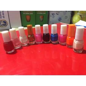 Set 10 chai nước sơn móng đủ màu - ML891