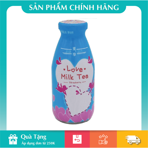Trà Sữa Dâu Tây Tình Yêu Đài Loan