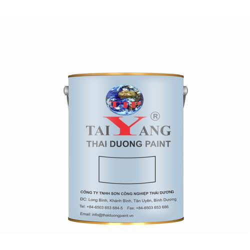 Combo 10 bộ Sơn sắt mạ kẽm, inox, kim loại cao cấp 2K Taiyang, sơn cửa, cổng, hàng rào  Bộ 1.25kg