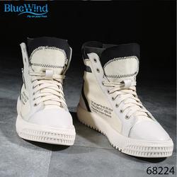 Giày thể thao nam 68224 - Giày sneaker nam cao cổ năng động Bluewind