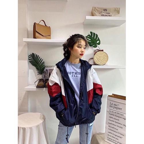 áo khoác dù nữ dù 2 lớp phối màu siêu hot - 8909806 , 18517019 , 15_18517019 , 170000 , ao-khoac-du-nu-du-2-lop-phoi-mau-sieu-hot-15_18517019 , sendo.vn , áo khoác dù nữ dù 2 lớp phối màu siêu hot
