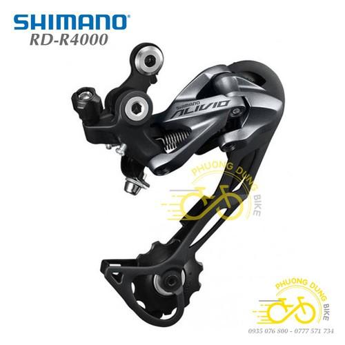 Củ cùi đề sau xe đạp Shimano Alivio RD-R4000 9 Speed