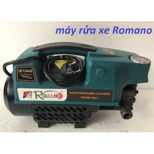 Máy rửa xe cao cấp Romano - 8914613 , 18524205 , 15_18524205 , 1460000 , May-rua-xe-cao-cap-Romano-15_18524205 , sendo.vn , Máy rửa xe cao cấp Romano