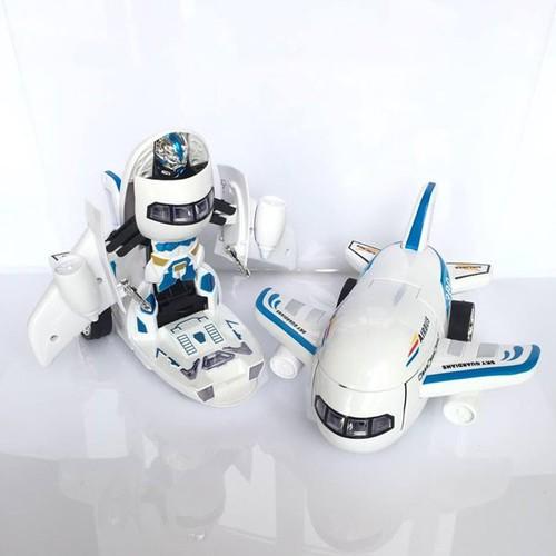 Máy bay biến hình thành robot phát nhạc cho bé - 7758570 , 18514114 , 15_18514114 , 140000 , May-bay-bien-hinh-thanh-robot-phat-nhac-cho-be-15_18514114 , sendo.vn , Máy bay biến hình thành robot phát nhạc cho bé