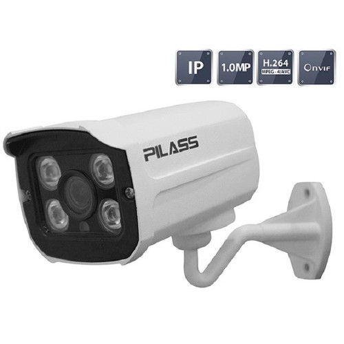 Camera PILASS - ECAM-PA606IP 2.0