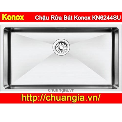 Chậu rửa bát KONOX KN6244SU - 8934218 , 18551482 , 15_18551482 , 4250000 , Chau-rua-bat-KONOX-KN6244SU-15_18551482 , sendo.vn , Chậu rửa bát KONOX KN6244SU