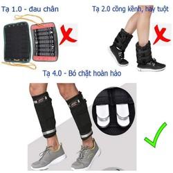 Tạ chân - tạ chân_Tạ Chân Thể Thao Cao Cấp Phiên Bản 4.0 - tc001