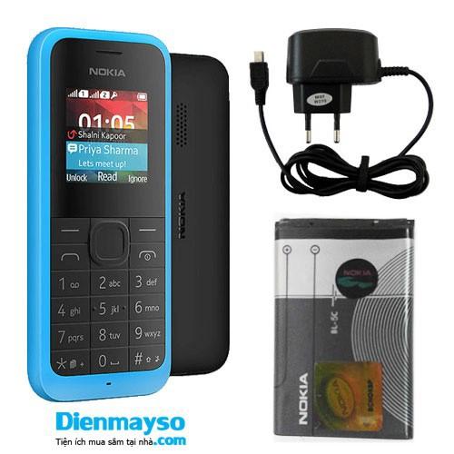 Điện thoại Nokia 105 hai sim