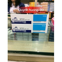 Hydrocortisone của Axcel trị viêm da - eczema