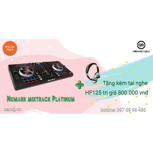 Bàn DJ Numark Mixtrack Platium + Tai nghe Numark HF125 - 8922885 , 18535942 , 15_18535942 , 9100000 , Ban-DJ-Numark-Mixtrack-Platium-Tai-nghe-Numark-HF125-15_18535942 , sendo.vn , Bàn DJ Numark Mixtrack Platium + Tai nghe Numark HF125