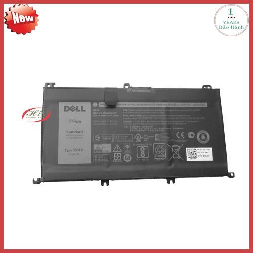Pin laptop dell Inspiron 5577 A003EN 74 Wh