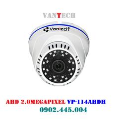 camera AHD 2Megapixel SONY vantech VP-114AHDM