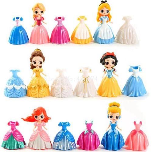 Mô Hình công chúa disney thay váy - 8927124 , 18542225 , 15_18542225 , 270000 , Mo-Hinh-cong-chua-disney-thay-vay-15_18542225 , sendo.vn , Mô Hình công chúa disney thay váy