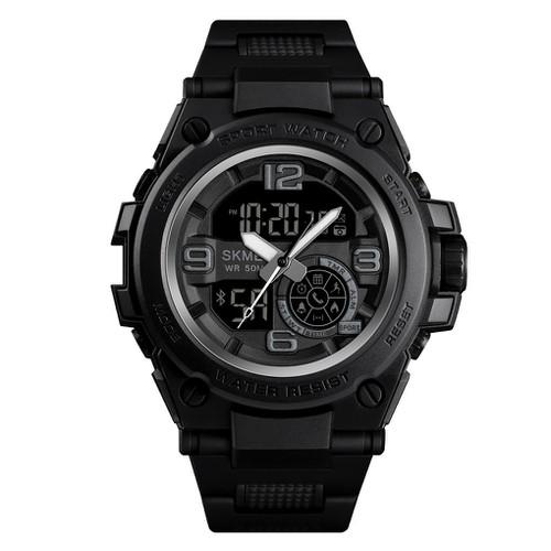 Đồng hồ thể thao nam Skmei 1517 Bluetooth - 7633440 , 18530273 , 15_18530273 , 550000 , Dong-ho-the-thao-nam-Skmei-1517-Bluetooth-15_18530273 , sendo.vn , Đồng hồ thể thao nam Skmei 1517 Bluetooth
