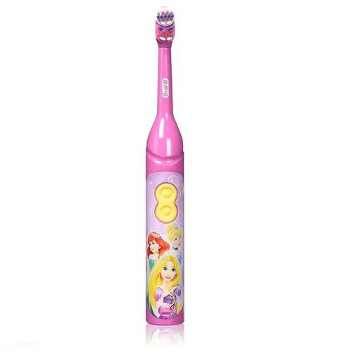 Bàn chải đánh răng điện cho bé Oral-B Pro-Health Stages Disney Princess Power Kid