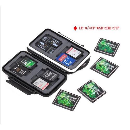 Hộp đựng thẻ nhớ chống sốc CF- SD- XD- Micro SD - 8917923 , 18529060 , 15_18529060 , 120000 , Hop-dung-the-nho-chong-soc-CF-SD-XD-Micro-SD-15_18529060 , sendo.vn , Hộp đựng thẻ nhớ chống sốc CF- SD- XD- Micro SD