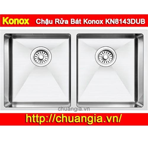 Chậu Rửa Bát KONOX KN8143DUB - 8934019 , 18551255 , 15_18551255 , 5350000 , Chau-Rua-Bat-KONOX-KN8143DUB-15_18551255 , sendo.vn , Chậu Rửa Bát KONOX KN8143DUB
