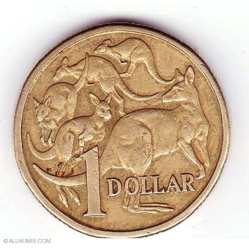 Đồng xu 1 đô la Úc Kanguroo - tiền xu sưu tầm - xu may mắn - 8925925 , 18540385 , 15_18540385 , 70000 , Dong-xu-1-do-la-Uc-Kanguroo-tien-xu-suu-tam-xu-may-man-15_18540385 , sendo.vn , Đồng xu 1 đô la Úc Kanguroo - tiền xu sưu tầm - xu may mắn