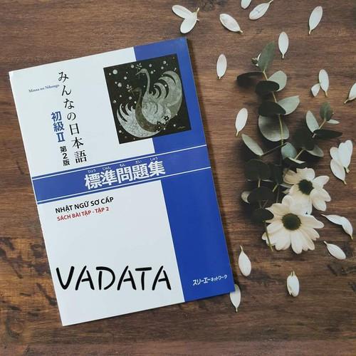 Sách - Minna no Nihongo Sách Bài Tập - Tập II bản mới