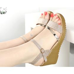 sandal đế xuồng siêu đẹp - ĐX38