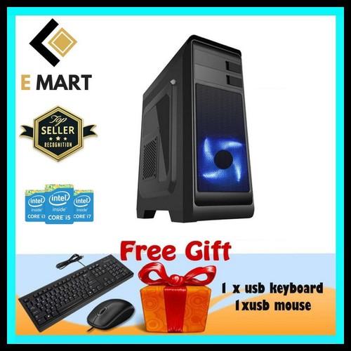 Máy cày Game VIP Core i5 3470, Ram 12GB, HDD 3TB, VGA GTX1050 2GB EMG132 + Quà Tặng