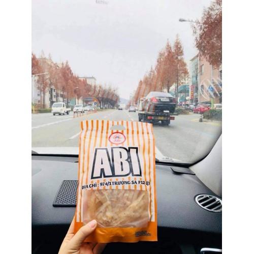 Bánh tráng bơ tỏi Abi