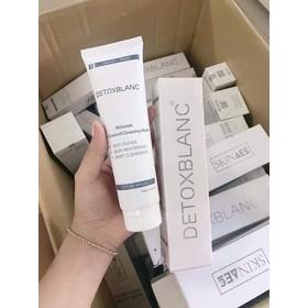 mặt nạ sủi bọt thải độc da Detox Blanc - 0317