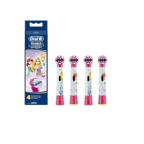 Đầu bàn chải đánh răng điện trẻ em Oral-B Stages Power Electric Toothbrush Featuring Disney Characters x 4 cái - 8924245 , 18538015 , 15_18538015 , 520000 , Dau-ban-chai-danh-rang-dien-tre-em-Oral-B-Stages-Power-Electric-Toothbrush-Featuring-Disney-Characters-x-4-cai-15_18538015 , sendo.vn , Đầu bàn chải đánh răng điện trẻ em Oral-B Stages Power Electric Toothb