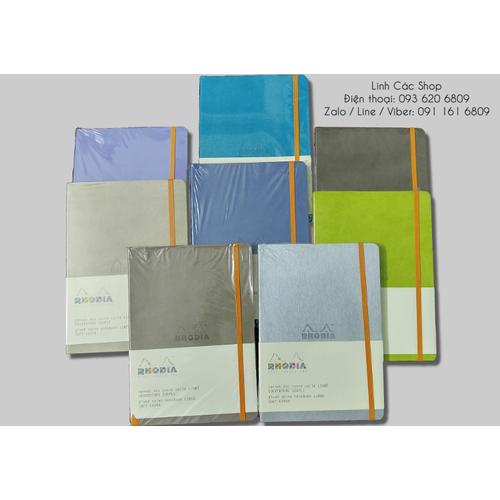 Sổ Rhodiarama kẻ ngang bìa mềm - 4987129 , 18543435 , 15_18543435 , 835000 , So-Rhodiarama-ke-ngang-bia-mem-15_18543435 , sendo.vn , Sổ Rhodiarama kẻ ngang bìa mềm