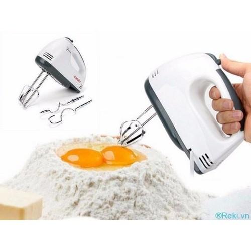 Máy Đánh Trứng Cầm Tay 7 Chế Độ