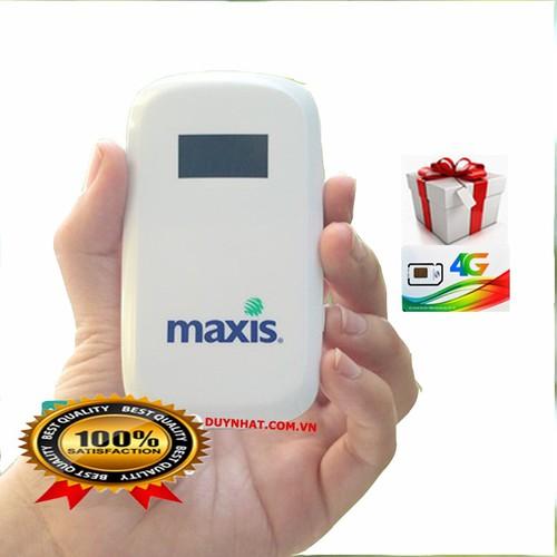 Bộ Phát Wifi 3G 4G Maxis MF60 - Tặng Kèm Sim 4G