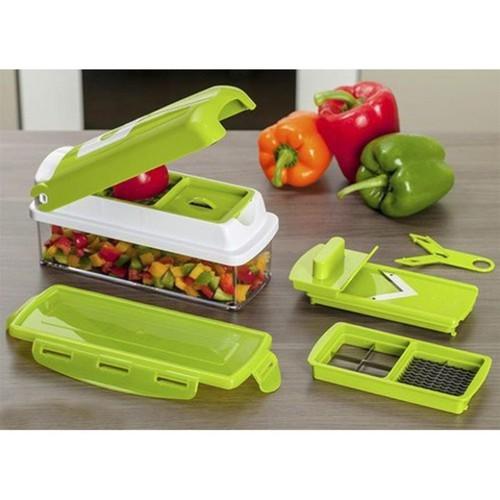 Bộ dụng cụ cắt gọt rau củ quả đa năng 12 món