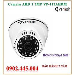 camera AHD 1,3Megapixel SONY vantech VP-113AHDM
