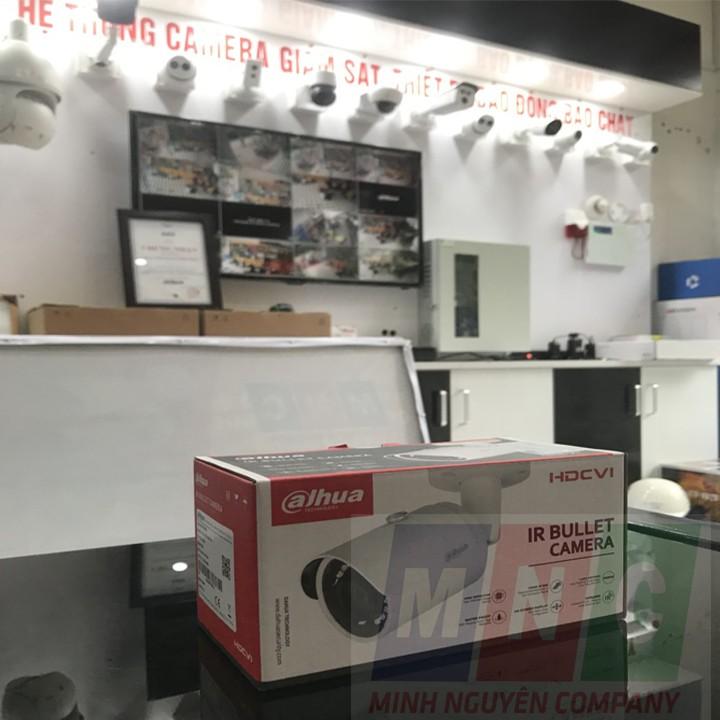 Camera HD-CVI Starlight Pro thân trụ 2 0 Mega Pixel chống ngược sáng