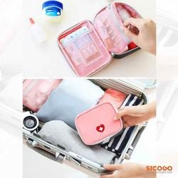 Túi y tế cá nhân du lịch Sicogo