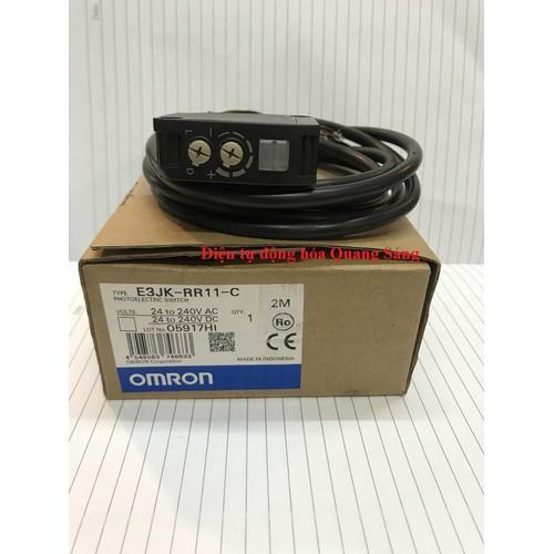 Cảm biến Omron E3JK-RR11 - 8922997 , 18536073 , 15_18536073 , 730000 , Cam-bien-Omron-E3JK-RR11-15_18536073 , sendo.vn , Cảm biến Omron E3JK-RR11