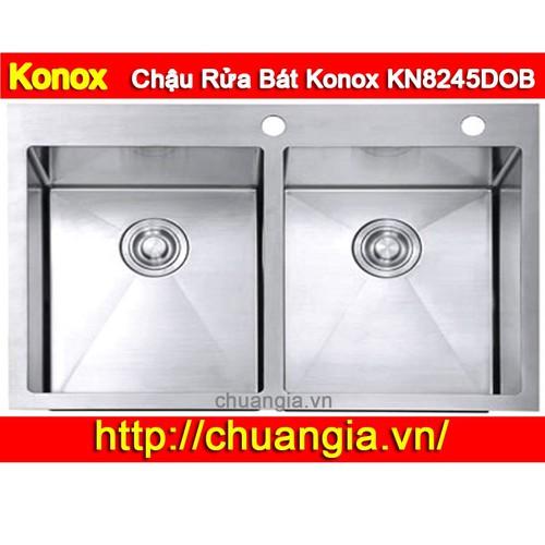 Chậu Rửa Bát Konox KN8245DOB - 7634570 , 18550764 , 15_18550764 , 3800000 , Chau-Rua-Bat-Konox-KN8245DOB-15_18550764 , sendo.vn , Chậu Rửa Bát Konox KN8245DOB