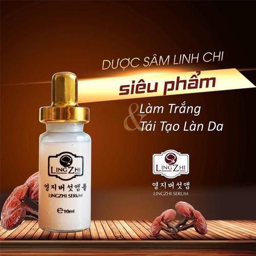 Combo 2 Chai Serum Hồng Sâm Linh Chi