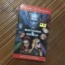 Sách tiếng anh - Batman & Robin