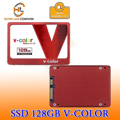 Ổ Cứng SSD 128GB V-Color VSS100 Chính hãng Anh Ngọc Phân Phối - 8917723 , 18528833 , 15_18528833 , 390000 , O-Cung-SSD-128GB-V-Color-VSS100-Chinh-hang-Anh-Ngoc-Phan-Phoi-15_18528833 , sendo.vn , Ổ Cứng SSD 128GB V-Color VSS100 Chính hãng Anh Ngọc Phân Phối